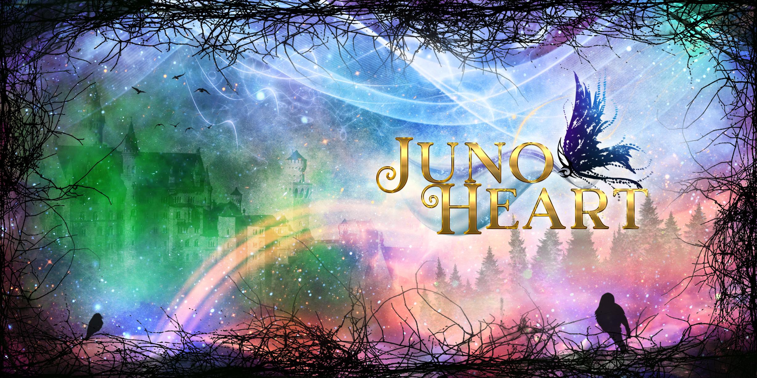 Juno Heart Fae Romance Books
